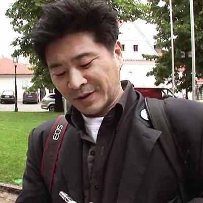 won il rhee curatore net art